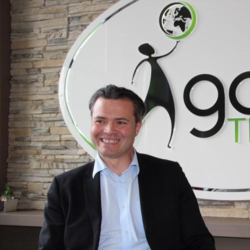 M Roux Directeur Recherche & Développement Gaiatrend