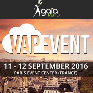 vapevent 2016 invitation